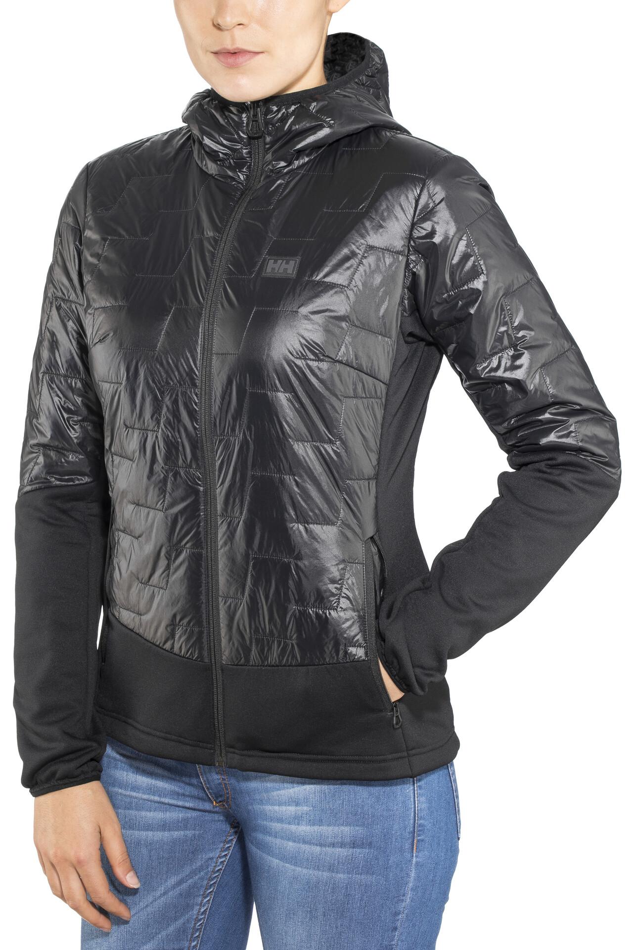 Helly Hansen Lifaloft Hybrid Insulator Jacket Damen black